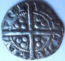Edward I, penny, Berwick-upon-Tweed