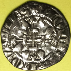Jan III, sterling, Leuven, 1330-1337