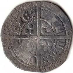 Henry VI, groat, Calais, Annulet issue