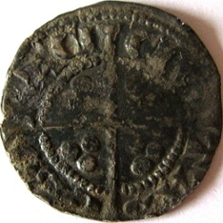 Edward I, Long cross penny, York, z.j. ca 1280-1281