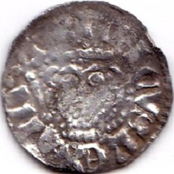 Henry III, Long cross penny, Londen, z.j. ca 1258-1272
