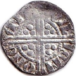 Henry III, Long cross penny, Canterbury, z.j. ca 1257-1258