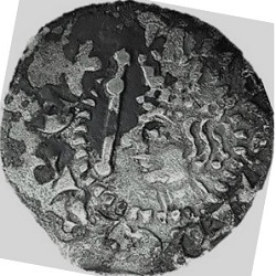 Alexander III, Voided Long Cross & Stars Penny, Berwick, z.j. ca 1250-1280