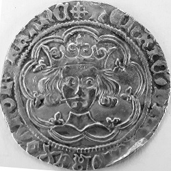 Henry VI, groat, pinecone-mascle issue, Calais, z.j. ca 1430 - 1434