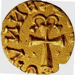 Andecavis, Tremissis, Angers, z.j. ca 620 - 640