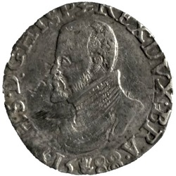 Philips II, Philipsdaalder, Antwerpen, 1588